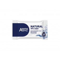 Servetele Umede NATURAL 98%...