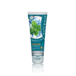 Gel de masaj Naturalis Menthol & Mint 200ml